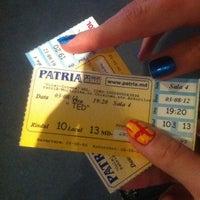 Photo taken at Patria Multiplex by Simone C. on 8/3/2012