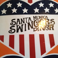 Photo taken at Swingers by Lindsay G. on 6/5/2012