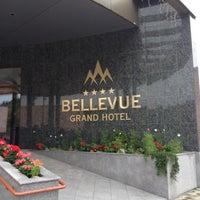 Photo taken at Grand Hotel Bellevue by Matúš on 7/25/2012