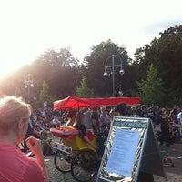 Das Foto wurde bei Hanfparade von Alexander B. am 8/11/2012 aufgenommen