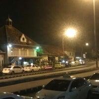 Photo taken at Stasiun Jatinegara by andri n. on 3/14/2012