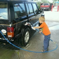 Photo taken at Freedom Car Wash by Margo D. on 6/7/2012