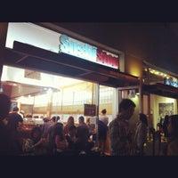 Photo taken at SushiStop by Megu K. on 6/16/2012