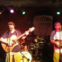 Photo taken at The Electric Company by Allen B. on 5/13/2012
