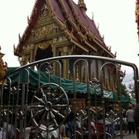 Photo taken at Wat Si Wanophat Sathitporn by Apple N. on 5/5/2012