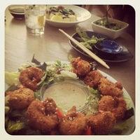 Photo taken at RA Sushi Bar Restaurant by Kelli J. on 4/9/2012