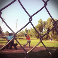 Photo taken at Fred Myers Baseball Complex by Leanna K. on 9/2/2012
