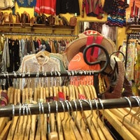 Photo taken at Stella Dallas Vintage Clothing by Katie D. on 8/11/2012
