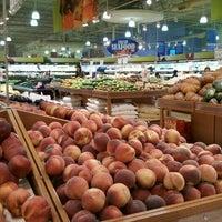 Photo taken at Super H-Mart by Hue on 2/21/2012