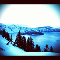 Photo taken at Crater Lake National Park by Ruji on 5/27/2012