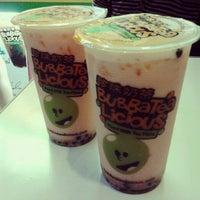 Photo taken at BubbaTeaLicious Pearl Milk Tea Place by Joylyn L. on 9/2/2012
