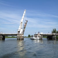 Photo taken at Vechtbrug by Patrick W. on 8/5/2012