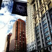 Photo taken at NYUWelcomeWeek by Melissa M. on 8/29/2012