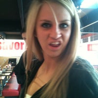 Photo taken at Smashburger by Alex Y. on 3/2/2012