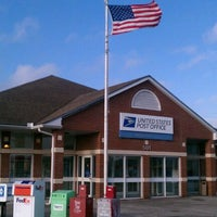 Photo taken at US Post Office by Terry S. on 3/20/2012