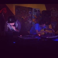 Photo taken at She-Sha Café & Hookah Lounge by Dylan T. on 2/18/2012