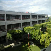 Photo taken at Universidad Iberoamericana Puebla by €s73b@n! J. on 6/13/2012