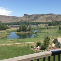 Photo taken at Fossil Trace Golf Club - Fossil Course by Kelly C. on 7/22/2012