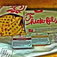 Photo taken at Chick-fil-A by Lucas B. on 5/23/2012
