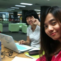 Photo taken at KDU Library by Angel P. on 7/14/2012
