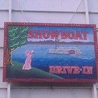 Photo taken at Showboat Drive-In by Marilyn on 3/13/2012