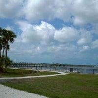 Photo taken at Josiah Cephus Weaver Park by Mary Chris L. on 4/14/2012