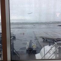 Photo taken at Terminal C by Ajua H. on 5/24/2012