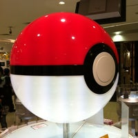 Photo taken at Pokémon Center Osaka by Ryosuke T. on 4/14/2012