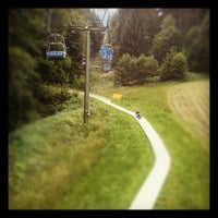 Photo taken at Blombergbahn by Paul on 8/11/2012