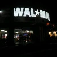 Photo taken at Walmart by David C. on 2/7/2012