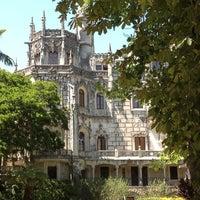 Foto tomada en Quinta da Regaleira por Nuno R. el 8/8/2012
