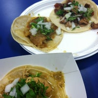 Photo taken at La Michoacana Meat Market by K F. on 7/15/2012