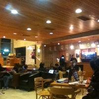 Photo taken at Café Literario Bustamante by Sonia V. on 7/29/2012