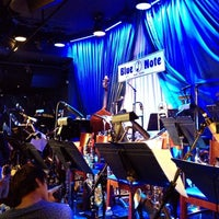 Photo taken at Blue Note by enomicar on 6/25/2012