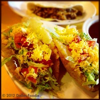 Photo taken at Tio Dan's Puffy Tacos by Dallas Foodie (. on 3/14/2012