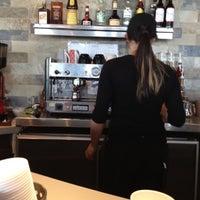Photo taken at Joe Black Coffee Bar by Drew G. on 4/21/2012