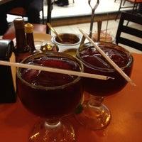 Photo taken at Tacos Los Tarascos by Felipe on 8/20/2012
