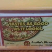 Photo taken at Austin Pizza by Art C. on 8/16/2012