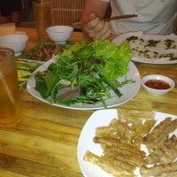 Photo taken at Nem Nướng 9999 by Trọng Thiên F. on 6/24/2012