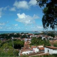 Photo taken at Olinda by Luiza L. on 4/21/2012