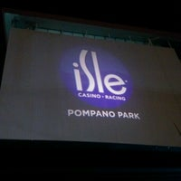 Photo taken at Isle Casino Racing Pompano Park by Montgommery M. on 6/22/2012
