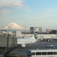 Photo taken at Concourse N Terminal by Tom D. on 6/11/2012