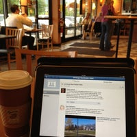 Photo taken at Panera Bread by Bobby C. on 4/13/2012