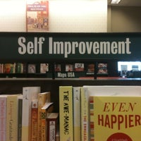 Photo taken at Barnes & Noble by REN on 8/9/2012