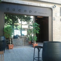 Photo taken at Café Dacapo by Johnny A. on 7/17/2012