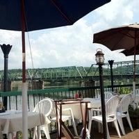 Photo taken at The Landing Restaurant and Bar by Adam L. on 5/23/2012