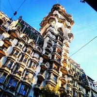 Foto tomada en Palacio Barolo por Marcelo Q. el 3/16/2012