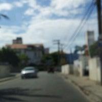 Photo taken at Rua das Gaivotas by ミ★ яєиαŧα ρ. on 2/24/2012