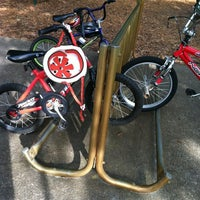 Photo taken at Wilmington Park Playground by Jennifer on 6/23/2012