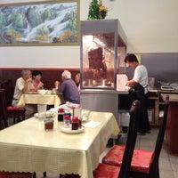 Photo taken at Ming Bistro by Lisa M. on 5/11/2012